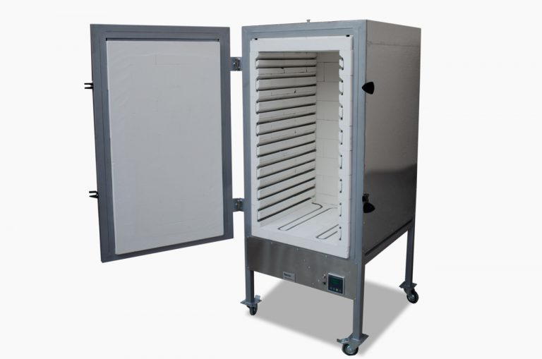 Electric ceramic kiln