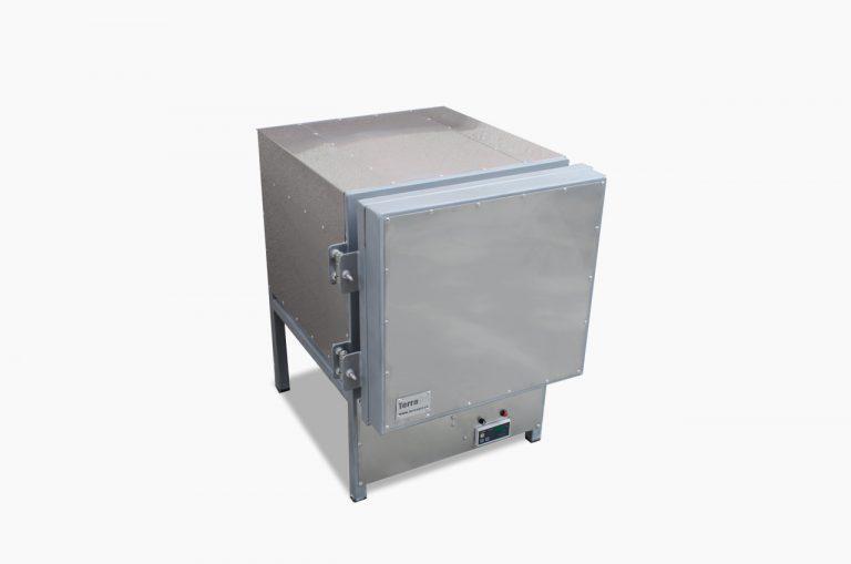 Metal tempering oven