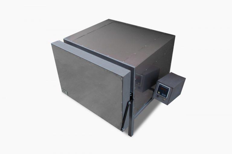 Steel hardening furnace